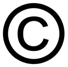 Copyright symbol